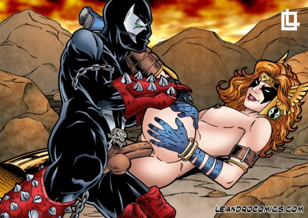 sexy angela pounded by spawn