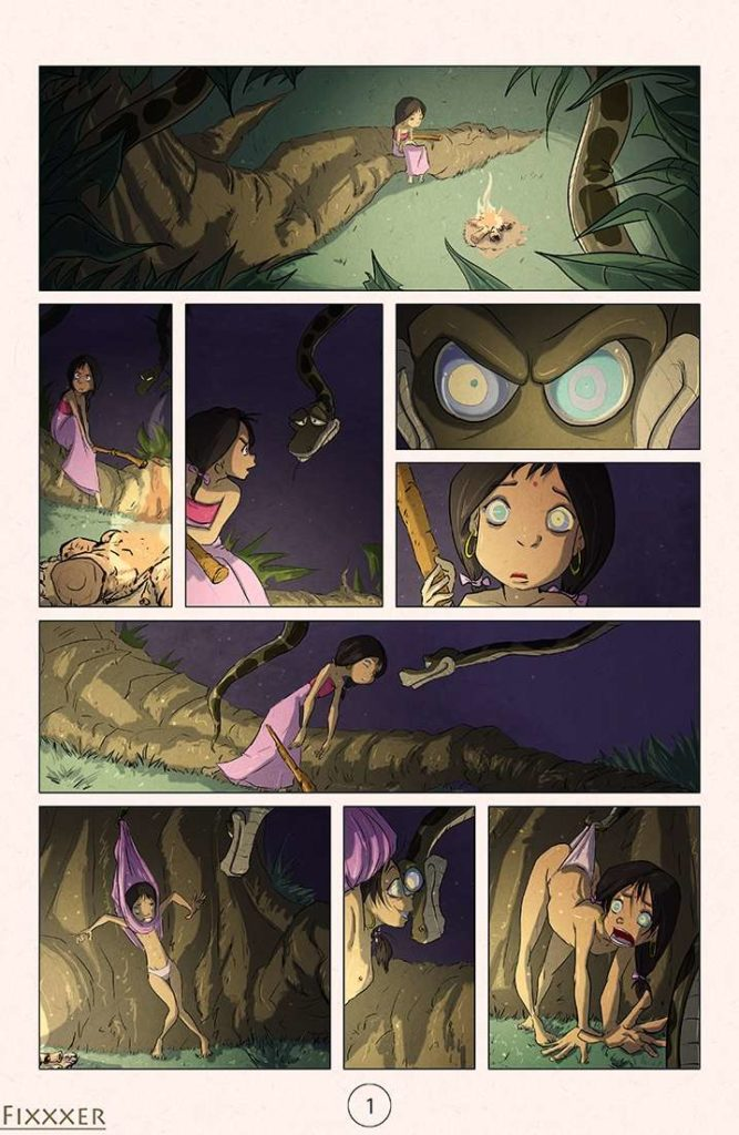 jungle book porn comics