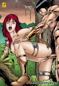 red sonja fucked by conan hard